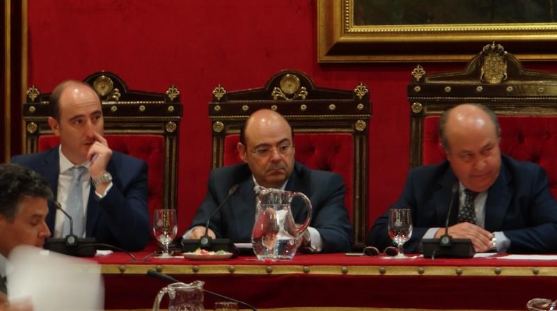 comisiones delegadas pleno ayuntamiento de granada