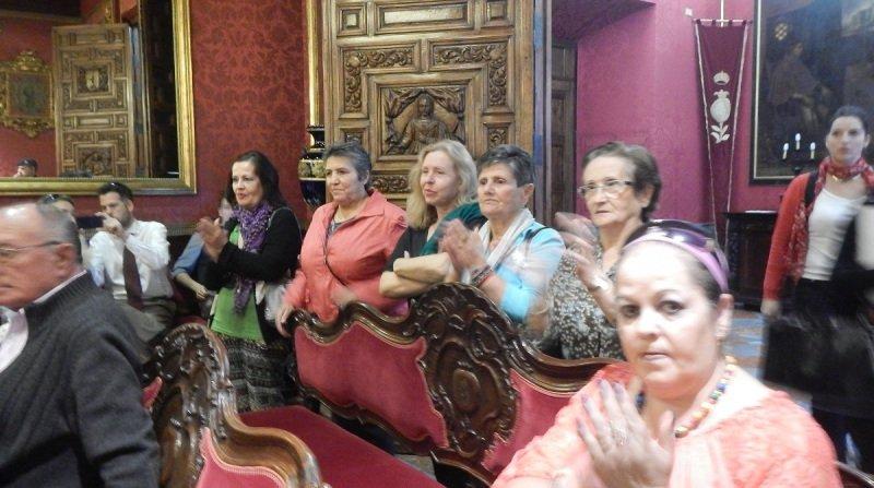 pleno ayuntamiento de granada octubre 2014 santa adela